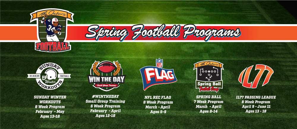 Jan- Combined Spring Football