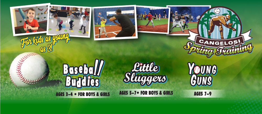 Gen- Youth Baseball Campaign